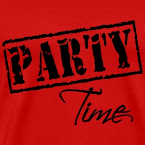 Party Time T-skjorter - Premium T-skjorte for menn