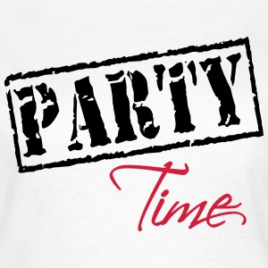 Party Time Tee shirts - T-shirt Femme