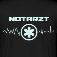 Motiv ~ Notarzt T-Shirt (reflex)
