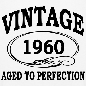 Vintage 1960 Aged To Perfection Long Sleeve Shirts - Kids' Premium Longsleeve Shirt