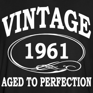 Vintage 1961 Aged To Perfection T-Shirts - Men's Football Jersey