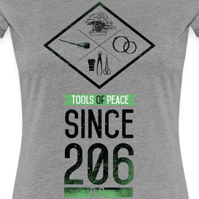 Tools of peace girlyshirt