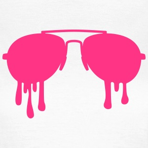 Sunglasses T-Shirts - Frauen T-Shirt