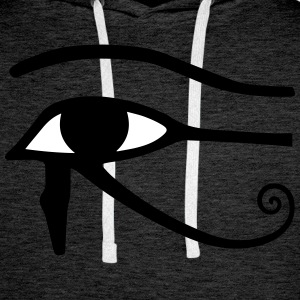 Eye of Horus Hoodies & Sweatshirts - Men's Premium Hoodie