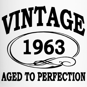 Vintage 1963 Aged To Perfection Bottles & Mugs - Travel Mug