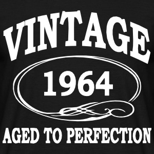 Vintage 1964 Aged To Perfection T-Shirts - Men's T-Shirt