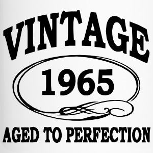 Vintage 1965 Aged To Perfection Bottles & Mugs - Travel Mug