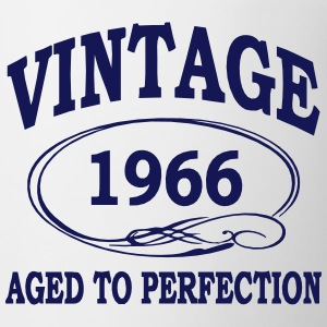 Vintage 1966 Aged To Perfection Bottles & Mugs - Mug
