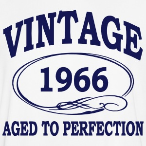 Vintage 1966 Aged To Perfection T-Shirts - Men's Football Jersey