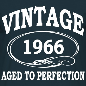 Vintage 1966 Aged To Perfection T-Shirts - Men's T-Shirt