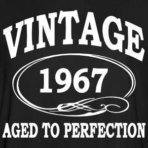 Vintage 1967 Aged To Perfection T-Shirts - Men's Football Jersey