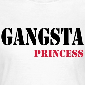 gangsta Princess T-Shirts - Women's T-Shirt