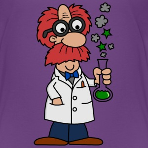 Mad Scientist T-Shirts - Kinder Premium T-Shirt