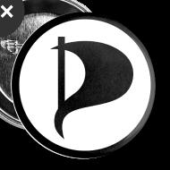 Motif ~ Badge Parti Pirate