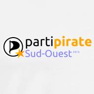 Motif ~ Tee-Shirt Parti Pirate Parti Pirate Sud Ouest