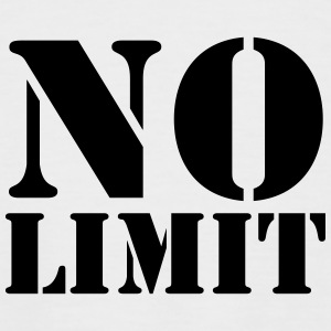 No Limit T-Shirts - Männer Baseball-T-Shirt