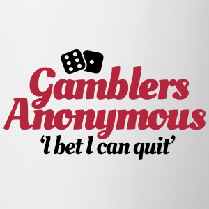 Gamblers Anonymous - I bet I can quit Flessen & bekers - Mok