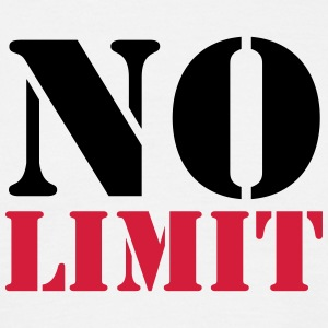 No Limit T-Shirts - Männer T-Shirt