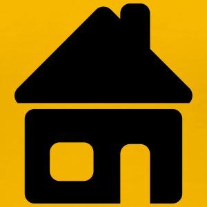 Cadeaux construction de sa maison spreadshirt for Logo avec une maison