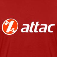 Motiv ~ attac-Logo-vorn