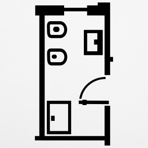bathroom _floor _plan _p1 Other - Pillowcase 40 x 40 cm