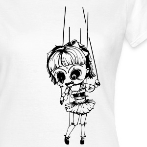 Voodoo Doll Marionette T-Shirts - Women's T-Shirt