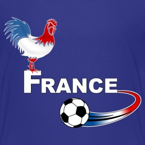 france sport foot 02 Tee shirts - T-shirt Premium Enfant