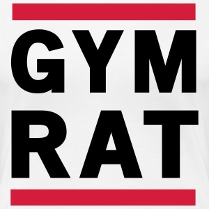 Gym Rat T-Shirts - Women's Premium T-Shirt