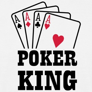 Poker King T-Shirts - Männer T-Shirt