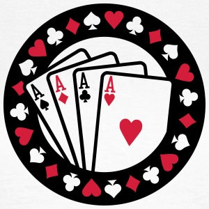Poker T-Shirts - Frauen T-Shirt