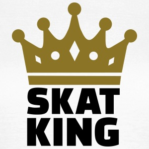 Skat King T-Shirts - Frauen T-Shirt