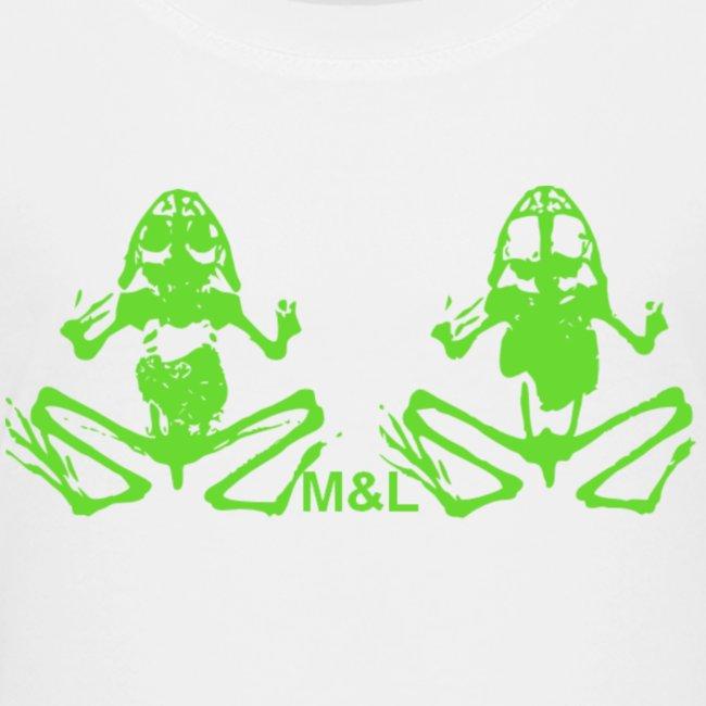 """T-Shirt """"M&L BONES"""""""