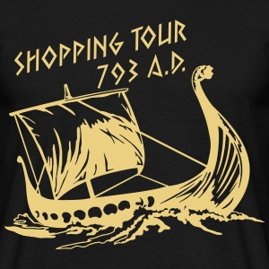 Shopping Tour 793 - Raid T-Shirts - Männer T-Shirt