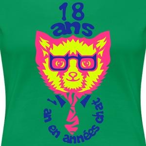 18 ans annee chat anniversaire