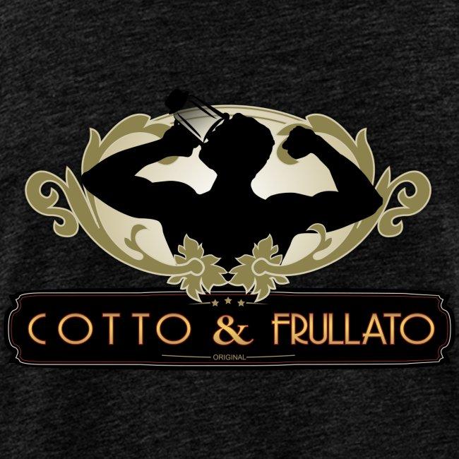 Canotta uomo Cotto & Frullato