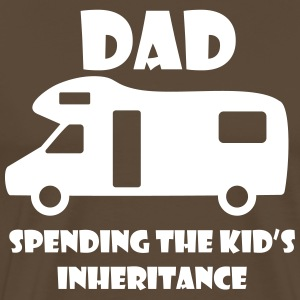 Spending the kid's inheritance T-Shirts - Men's Premium T-Shirt