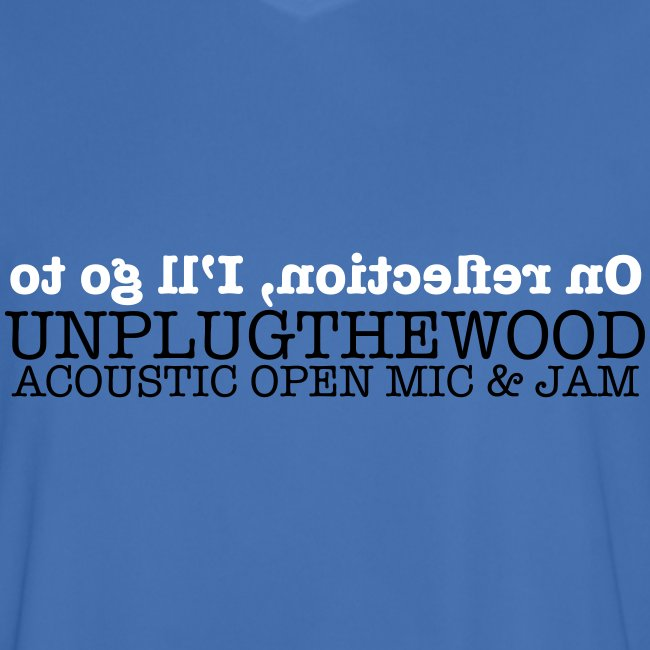 On Reflection UnplugTheWood Football shirt