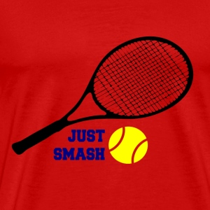 Just smash T-skjorter - Premium T-skjorte for menn