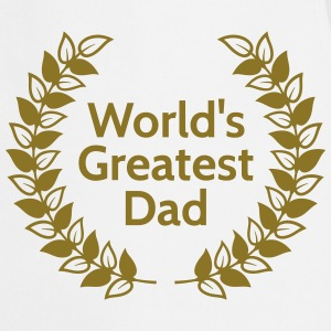Greatest Dad grootste dad Kookschorten - Keukenschort