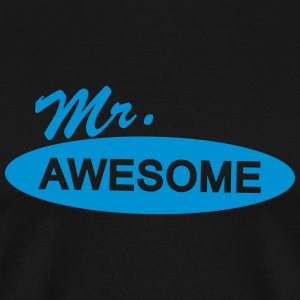 mr. awesome T-Shirts - Männer Premium T-Shirt