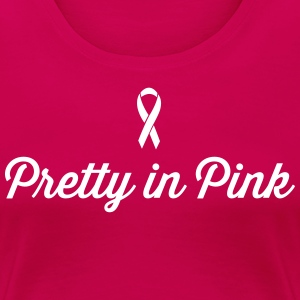 Pretty in Pink T-Shirts - Women's Premium T-Shirt