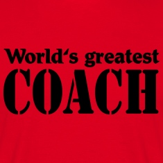 World's greatest Coach T-Shirts