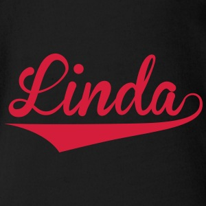 Linda Shirts - Organic Short-sleeved Baby Bodysuit
