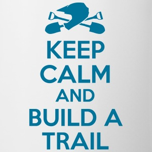 build a trail - Tasse