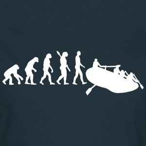 Evolution Rafting T-Shirts - Frauen T-Shirt