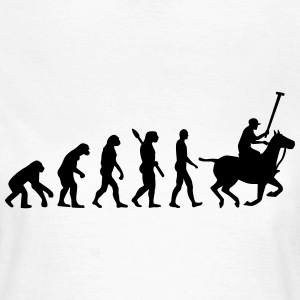 Evolution Polo T-Shirts - Frauen T-Shirt