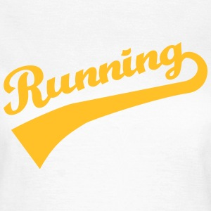 Running T-Shirts - Frauen T-Shirt
