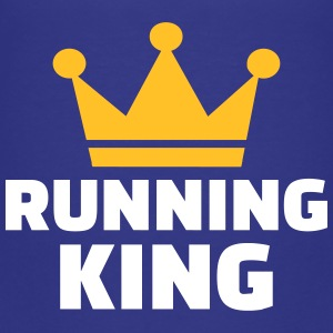 Running King T-Shirts - Kinder Premium T-Shirt
