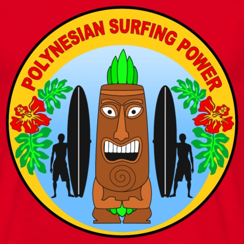 polynesian surfing power