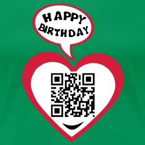 25_years_big_kisses_code_qr_happy_birthd